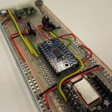Prototyping the I2C circuit